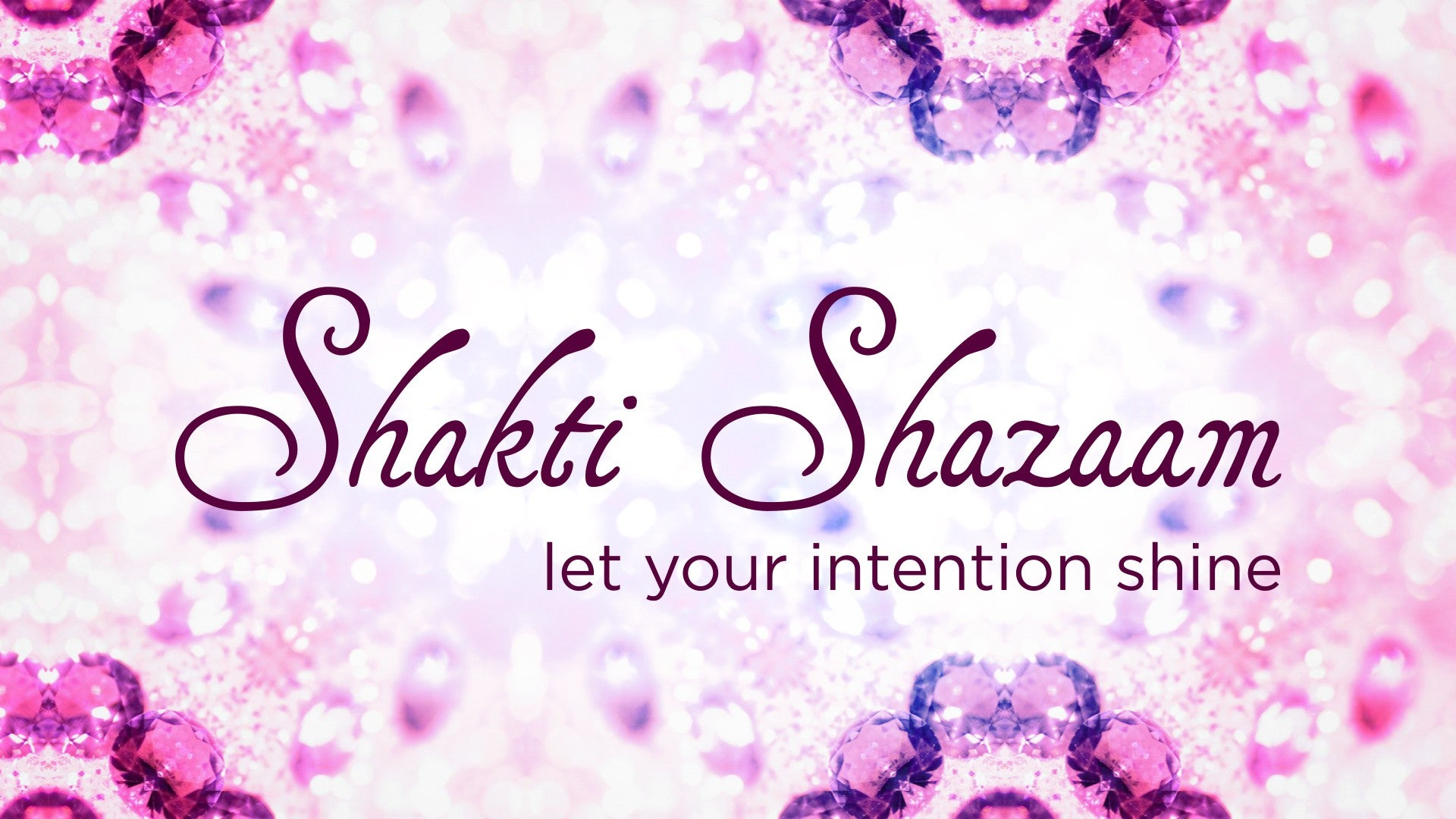 Shakti Shazaam Artwork