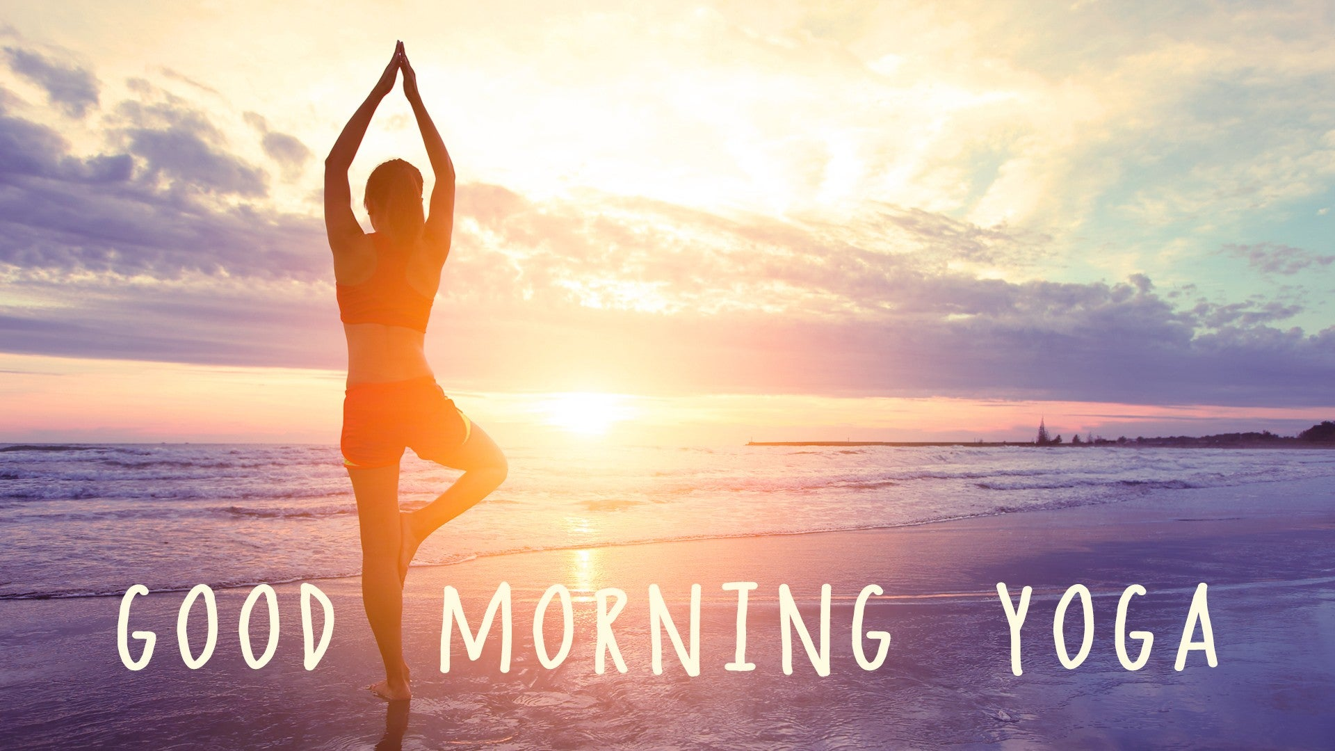 Good Morning Yoga Artwork