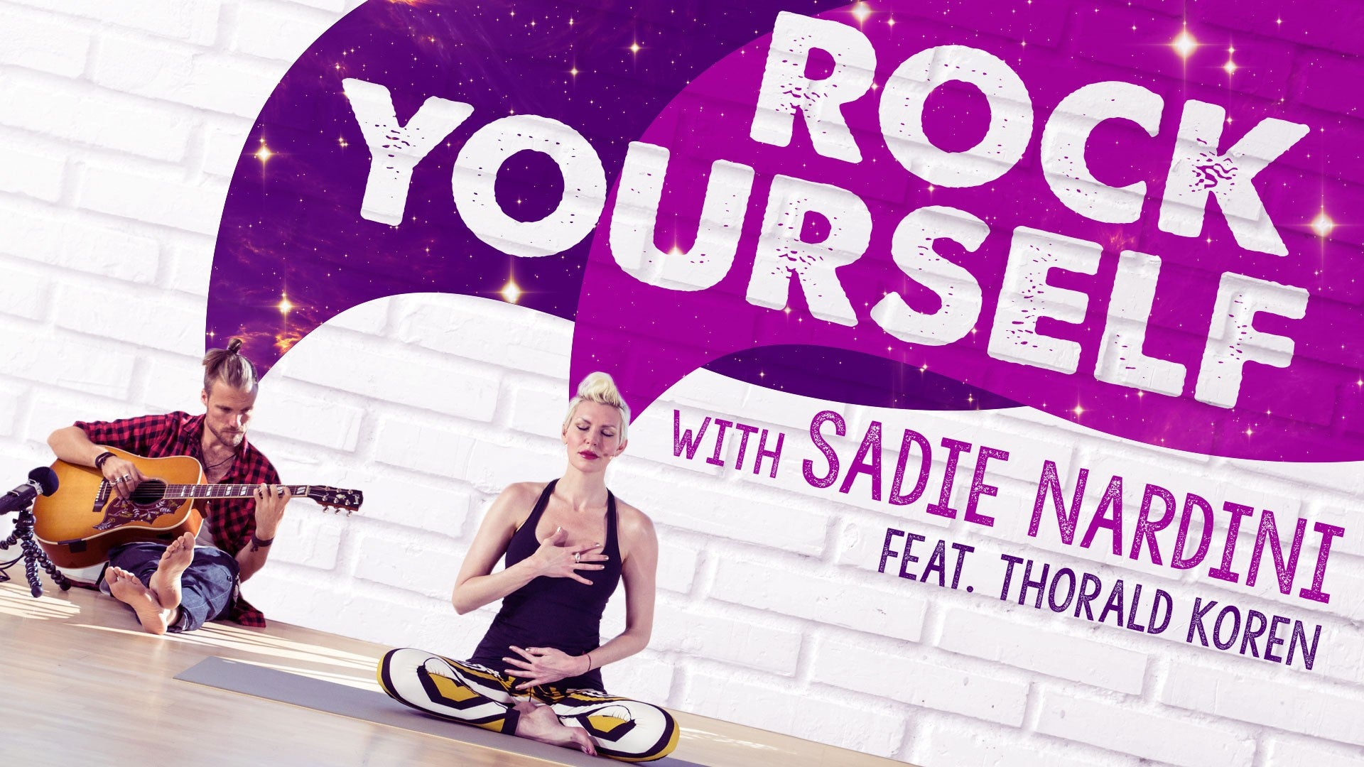 Rock Yourself Artwork