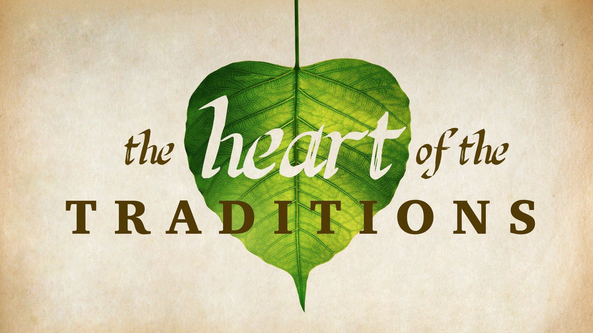The Heart of the Traditions Artwork