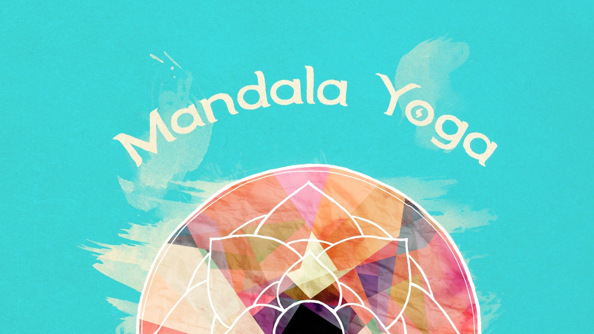 Mandala Yoga Artwork