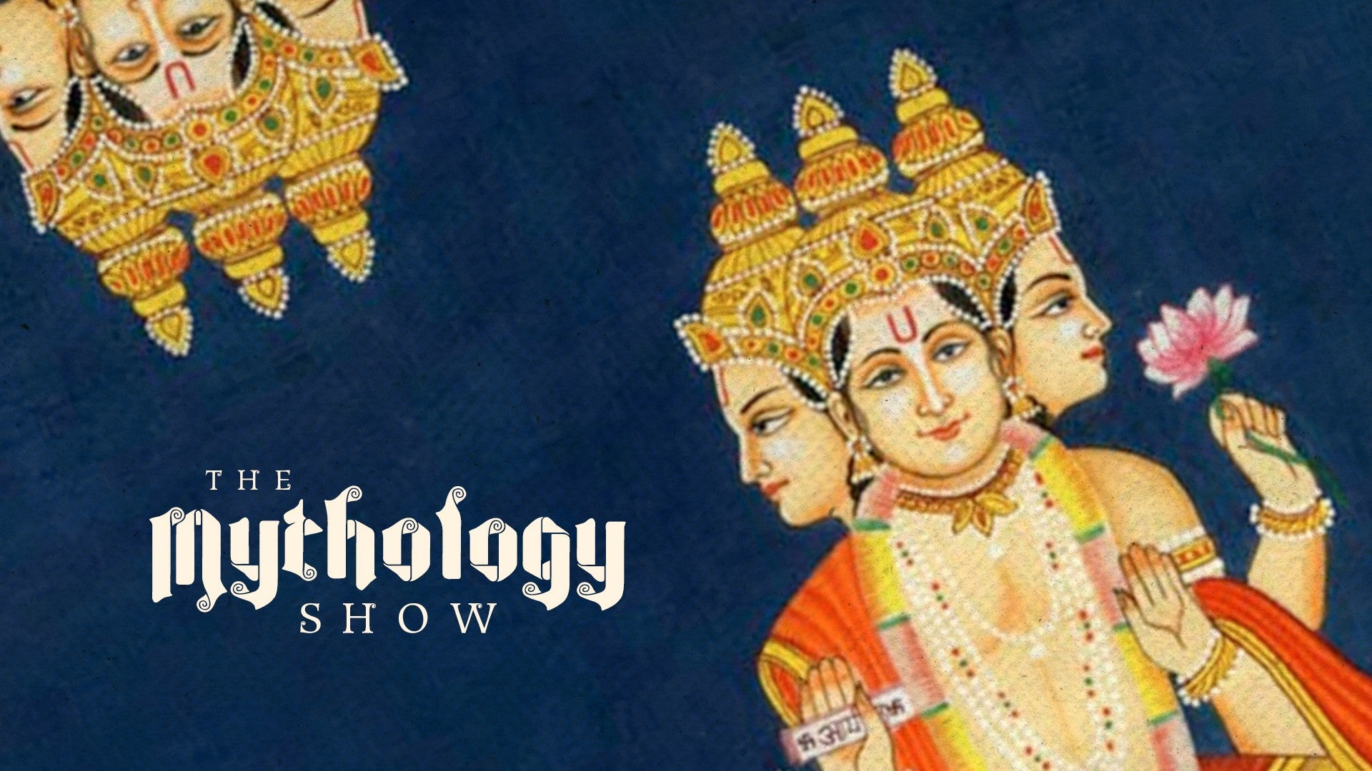 The Mythology Show Artwork