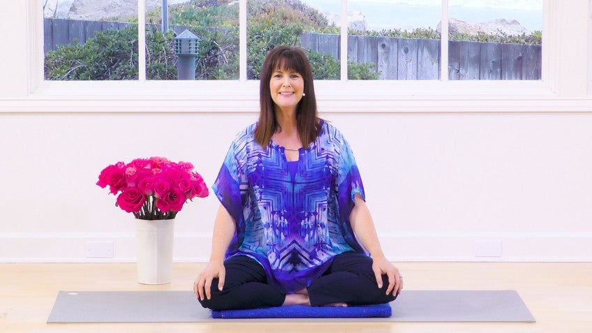 Welcome To Therapeutic Yoga With Cheri Clampett