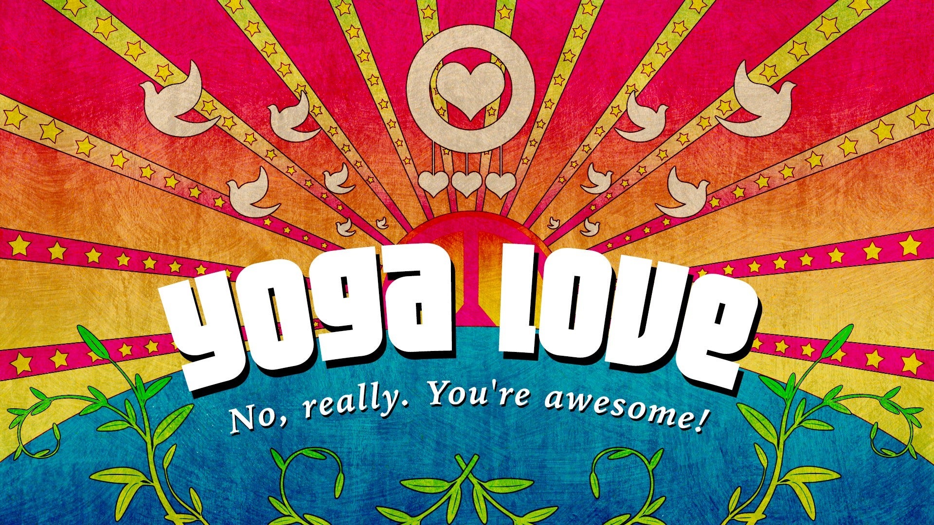 Yoga Love Artwork