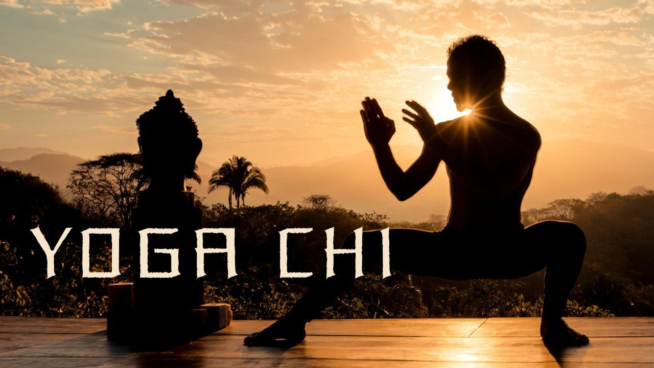 Yoga Chi Artwork