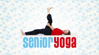 Senior Yoga Image