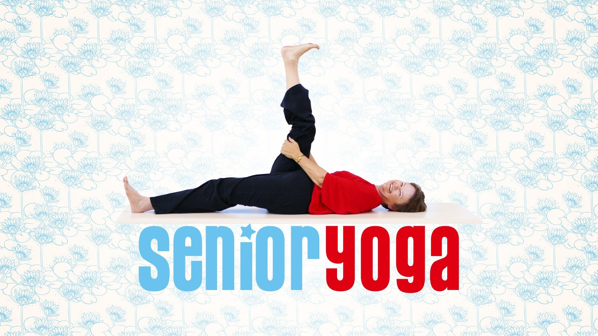 Senior Yoga Artwork