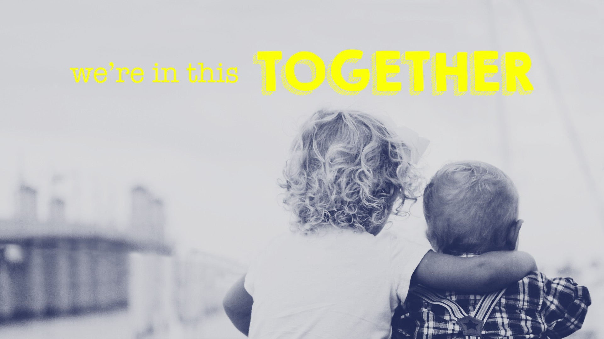 We're in This Together Artwork
