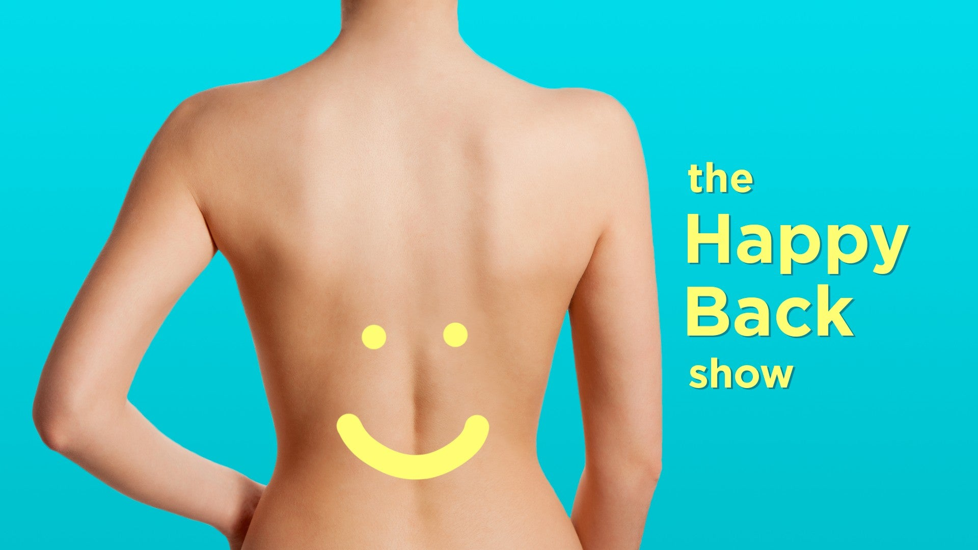 The Happy Back Show Artwork