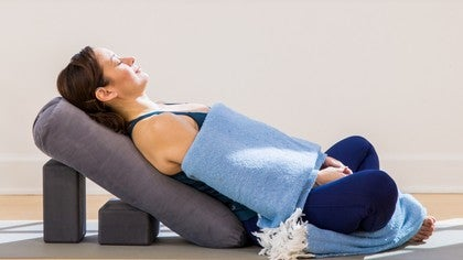 quick morning yoga workout with denise antonini