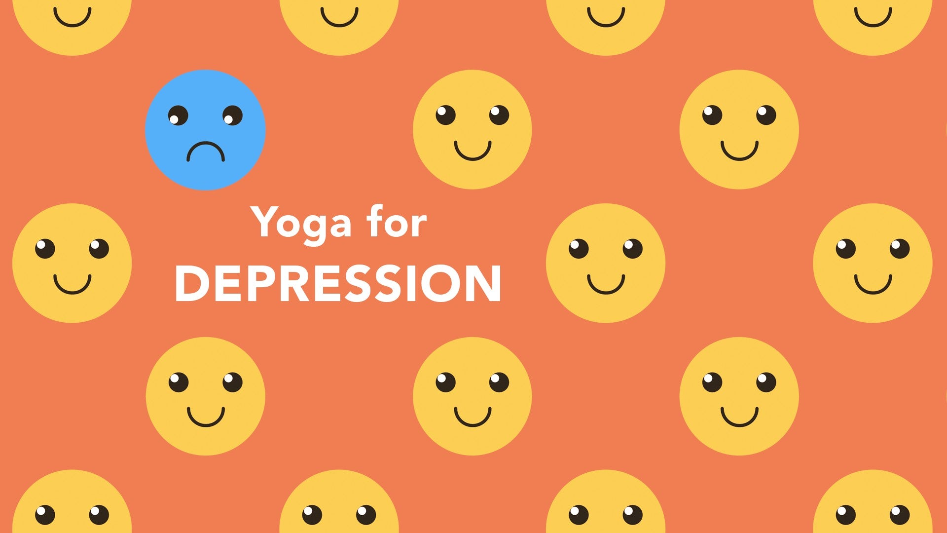Yoga for Depression Artwork