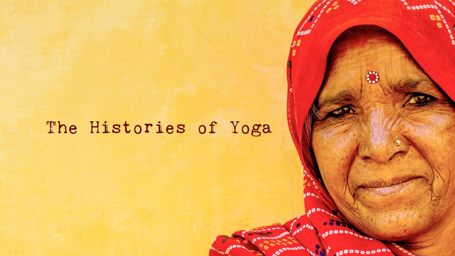 The Histories of Yoga Artwork