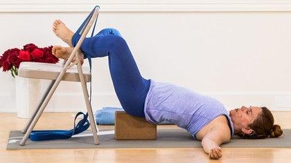 leeann carey yoga teacher