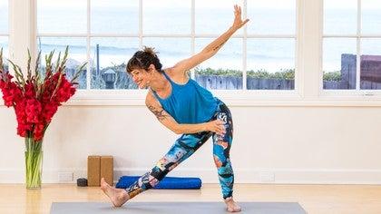 the yoga flow show