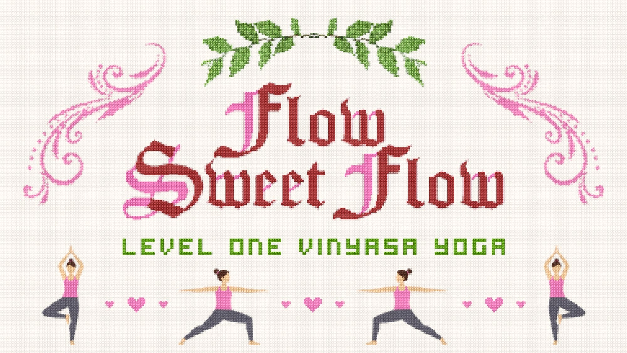 Flow Sweet Flow Artwork