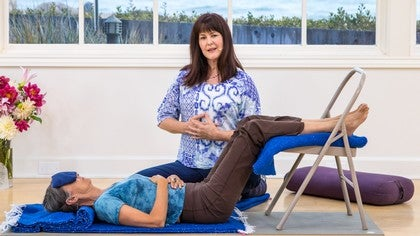 cheri clampett yoga teacher