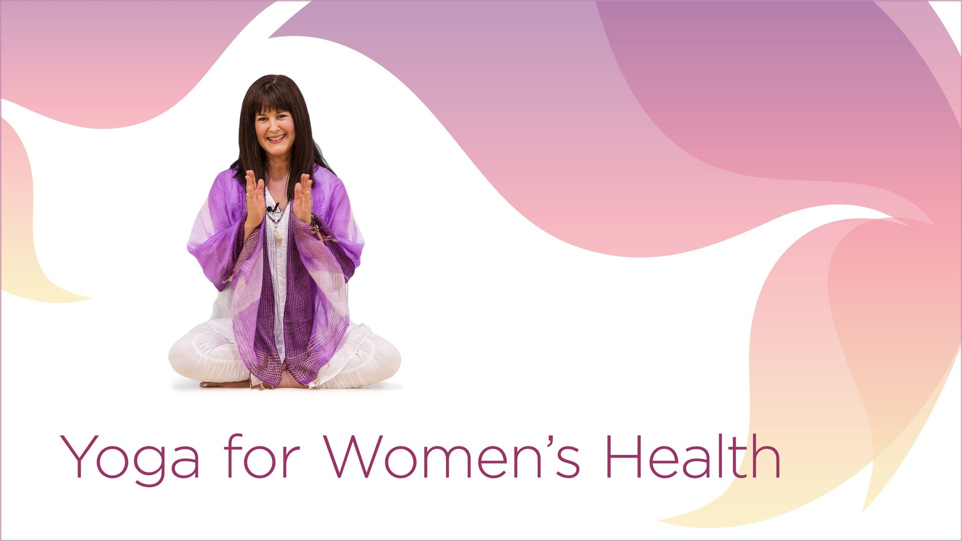 Yoga for Women's Health Artwork