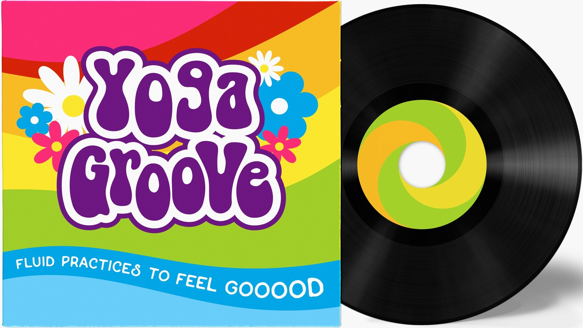 Yoga Groove Artwork