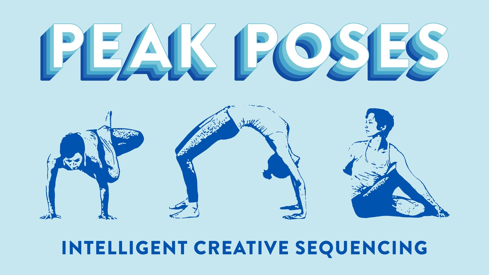 Peak Poses Artwork