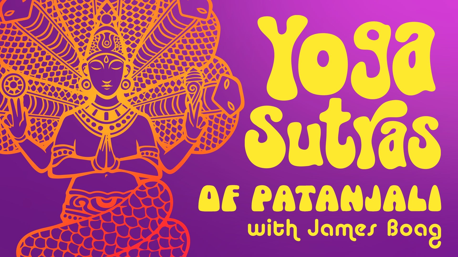 Yoga Sutras of Patanjali Artwork