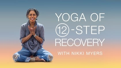 Yoga of 12-Step Recovery Image