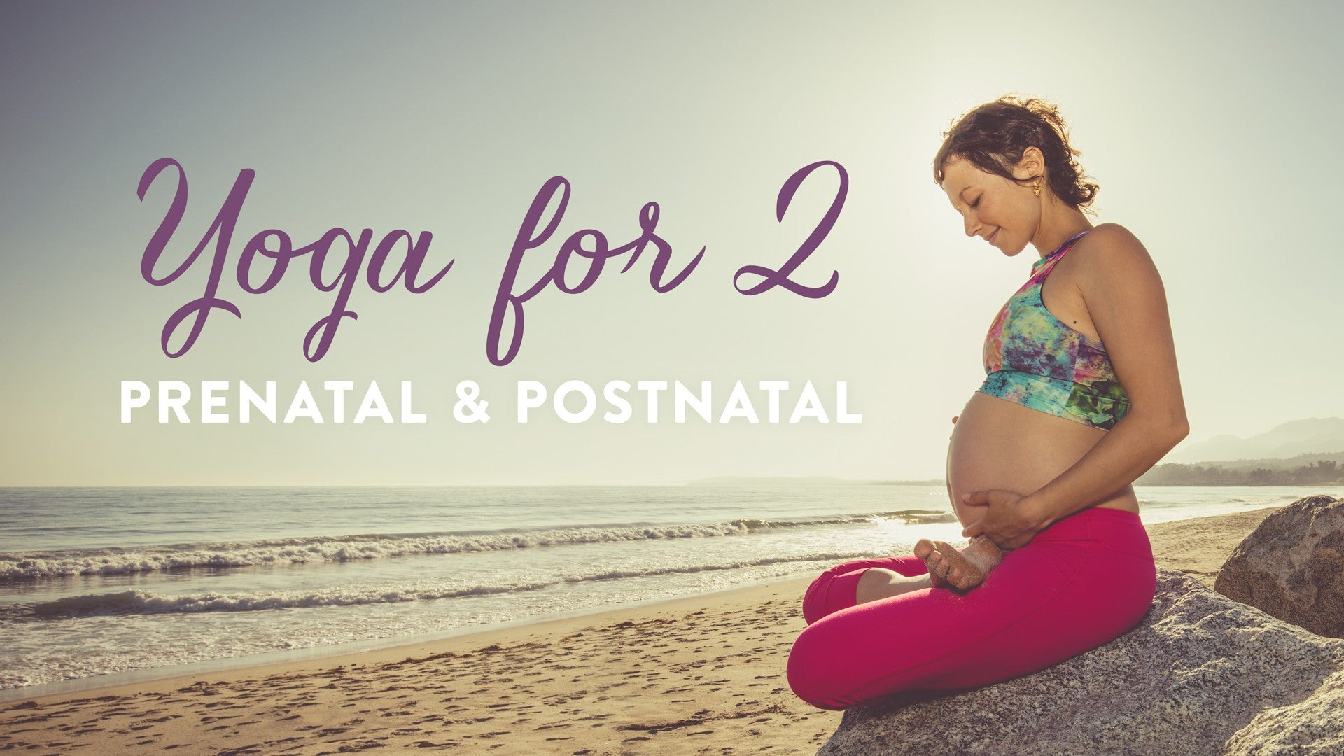 Yoga for 2: Prenatal and Postnatal Artwork
