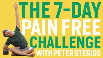 The 7-Day Pain Free Challenge Image