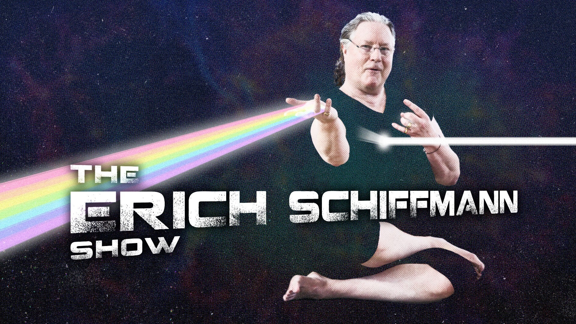 The Erich Schiffmann Show Artwork