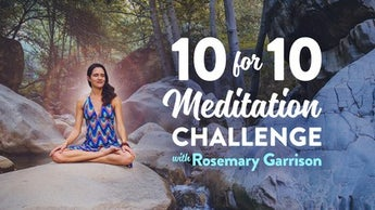 10-Day Meditation Challenge Image