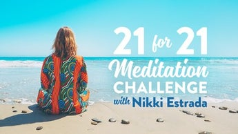 21-Day Meditation Challenge Image