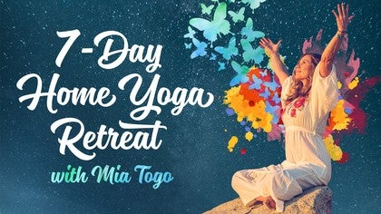 7-Day Home Yoga Retreat Image