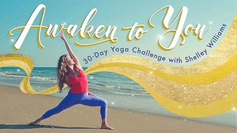Awaken to You: 30-Day Yoga Challenge Image
