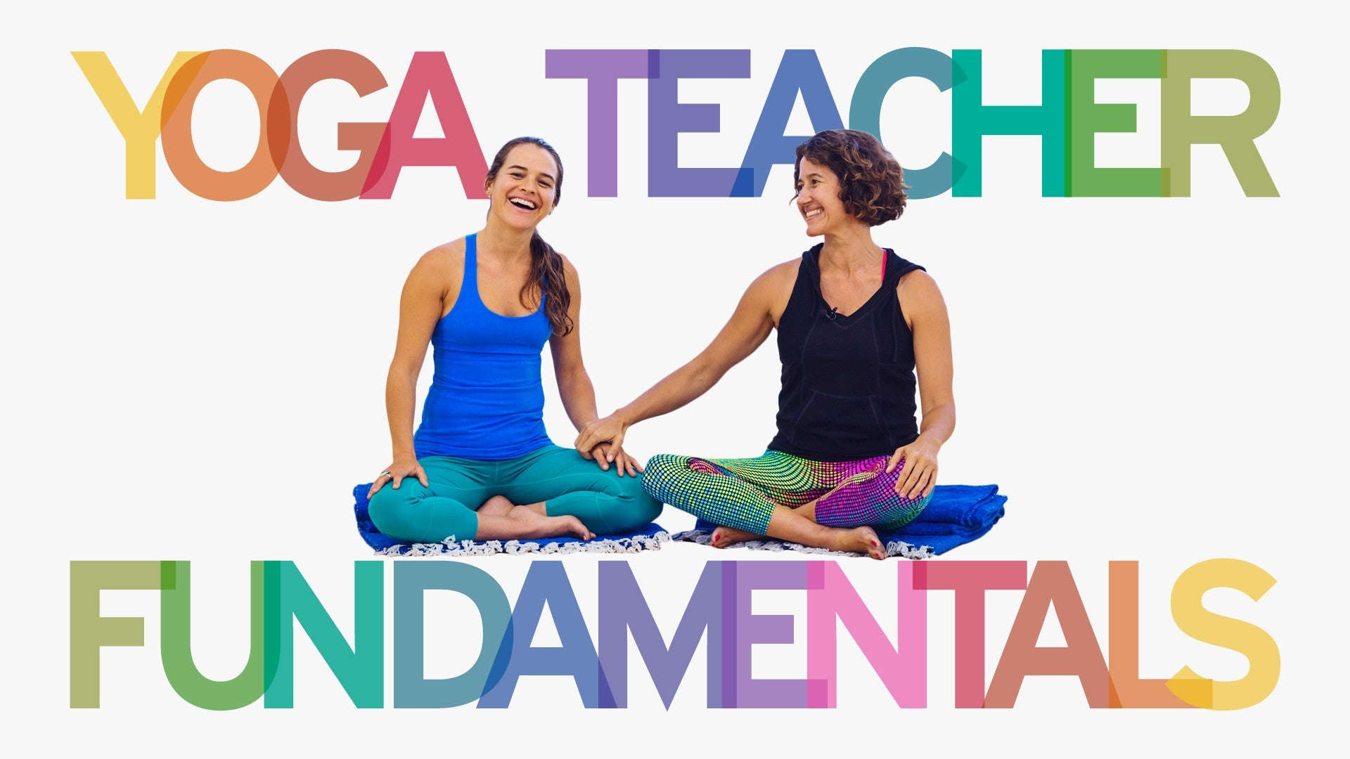 Yoga Teacher Fundamentals Artwork