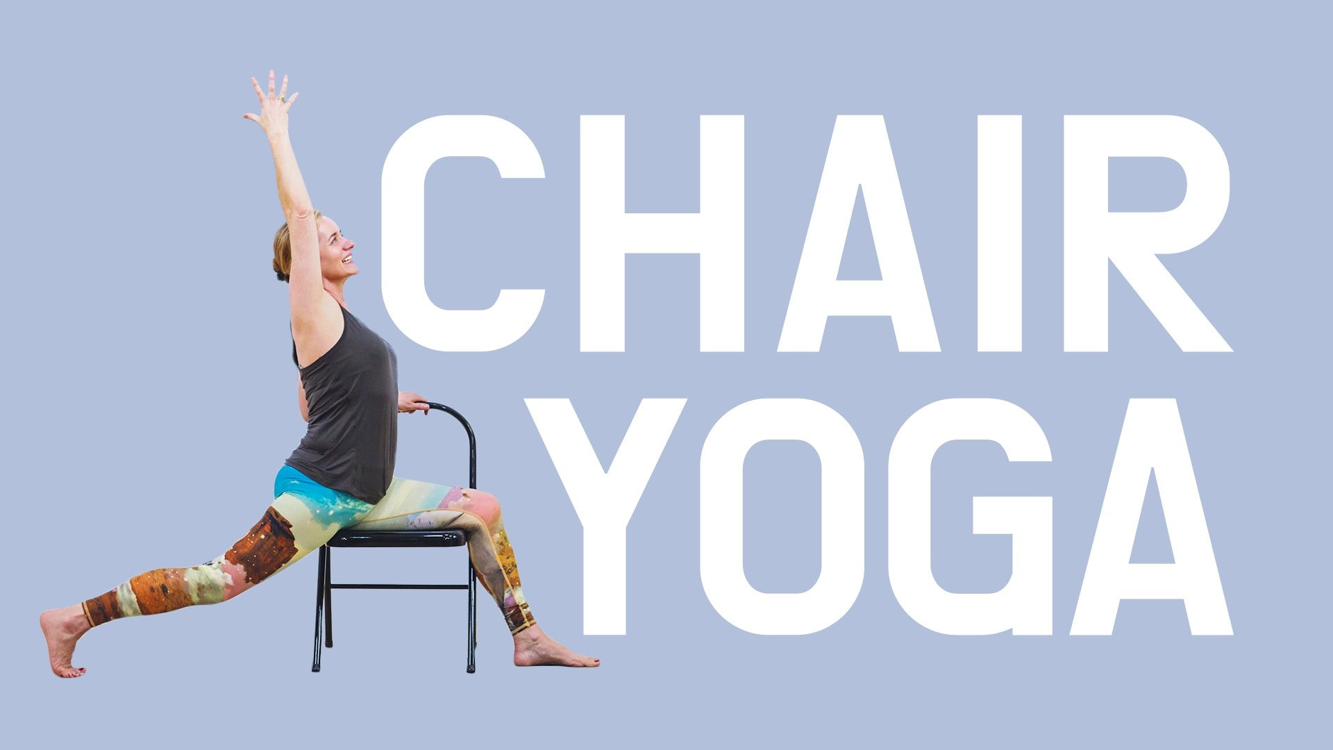 Chair Yoga Artwork