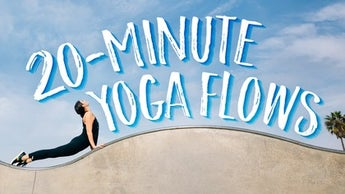 20 Minute Yoga Flows Image