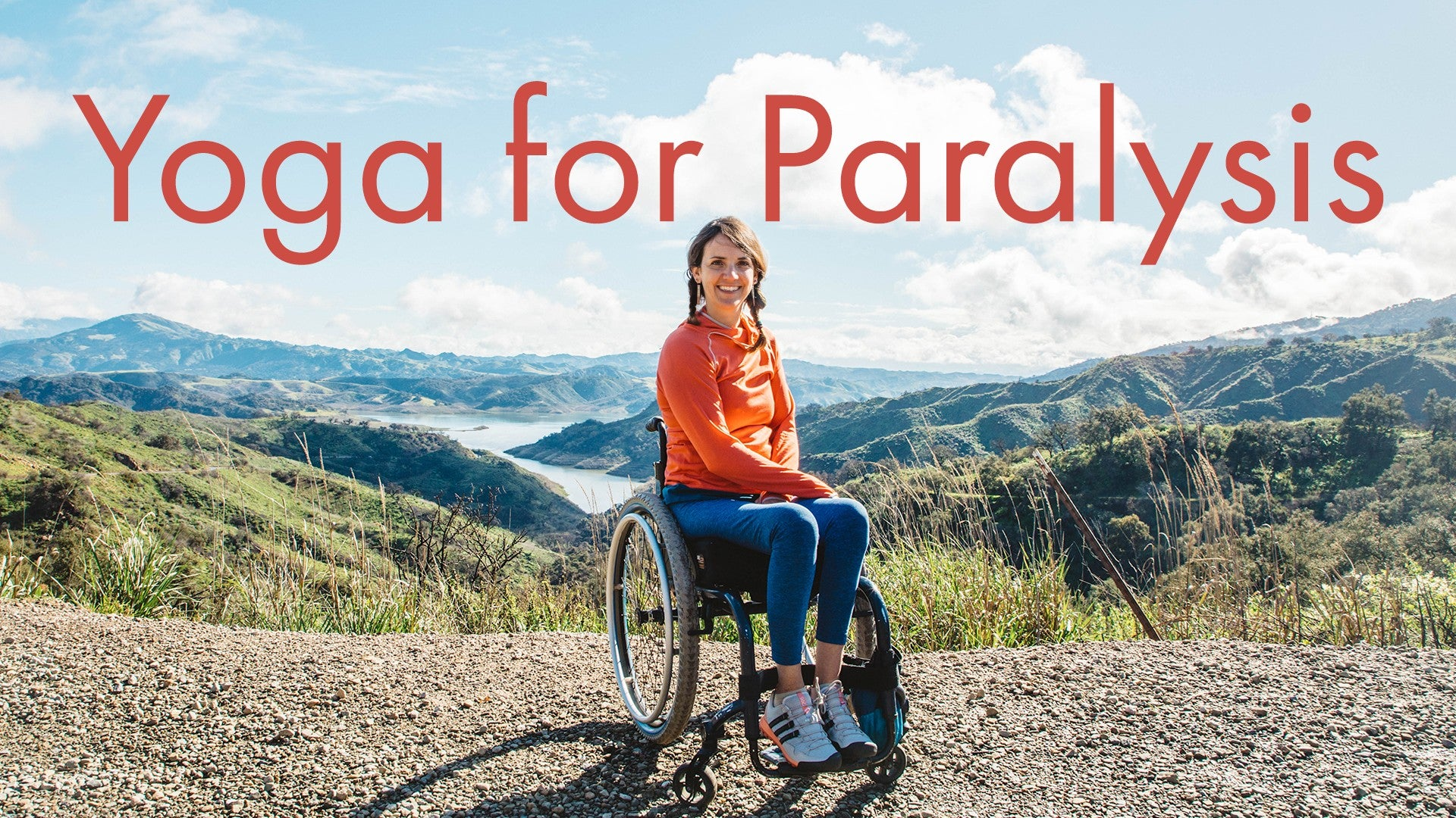 Yoga for Paralysis Artwork