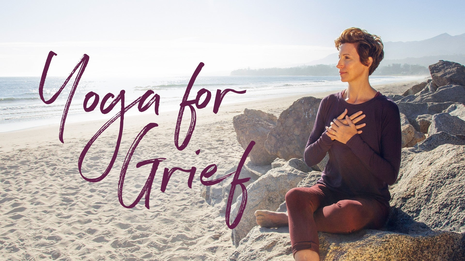 Yoga for Grief Artwork