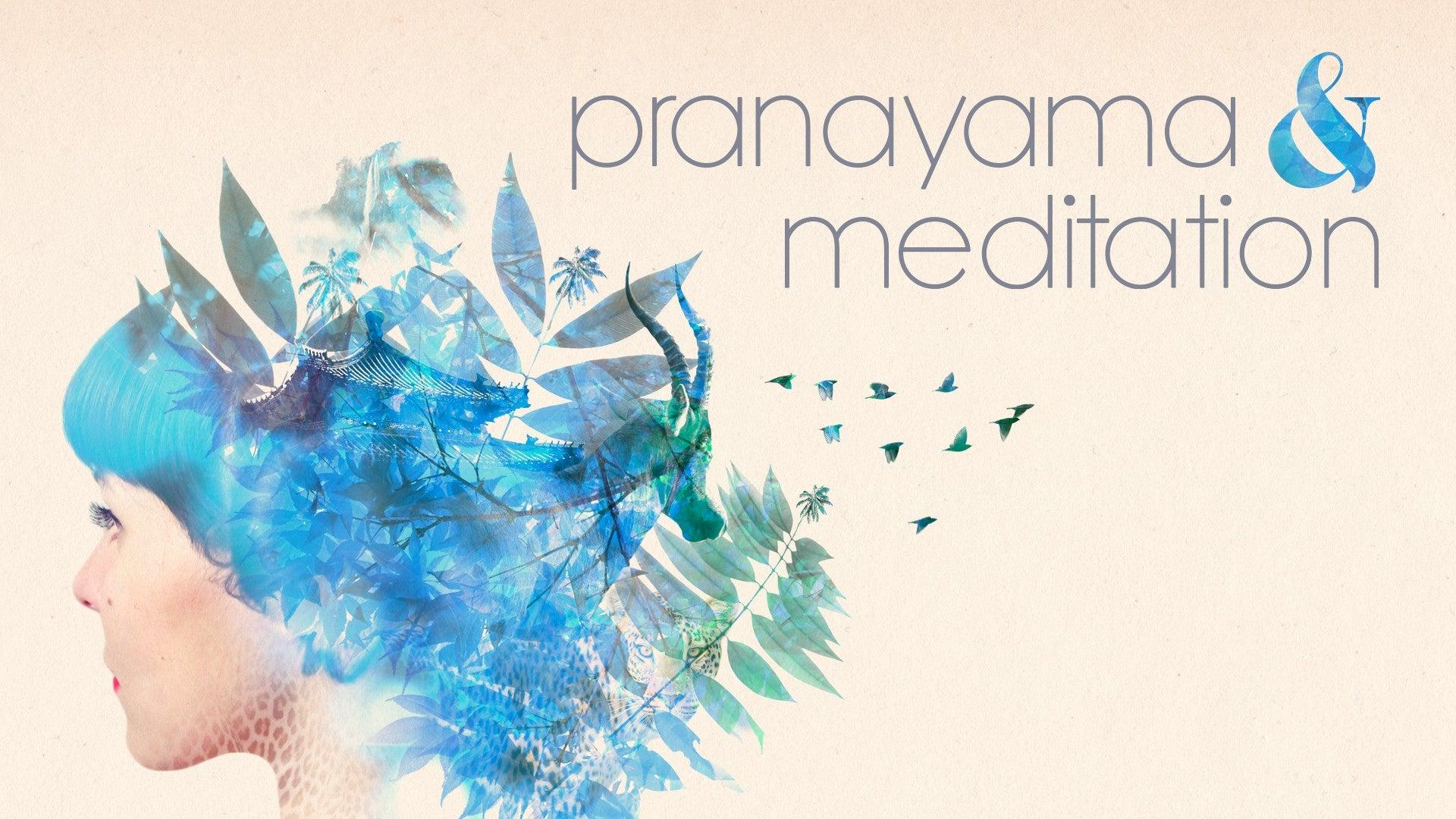 Pranayama & Meditation Artwork