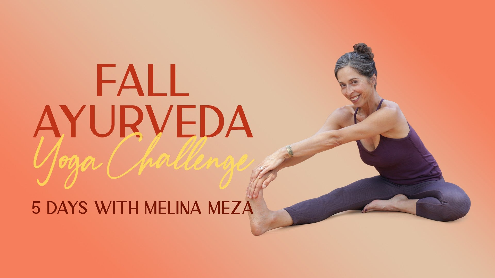 Fall Ayurveda Yoga Challenge Artwork