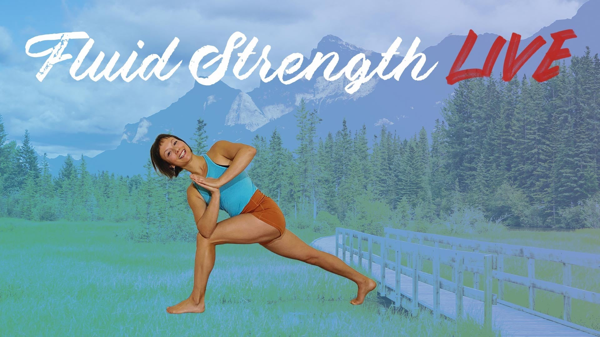 Fluid Strength Artwork